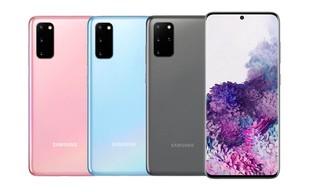Смартфон Samsung Galaxy S20 8/128GB (Все цвета)