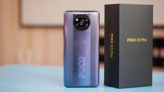 Смартфон Xiaomi Poco X3 Pro 6/128GB (Все цвета)