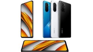 Смартфон Xiaomi Poco F3 6/128GB (Все цвета)