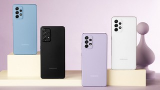 Смартфон Samsung Galaxy A52 4/128GB (Все цвета)
