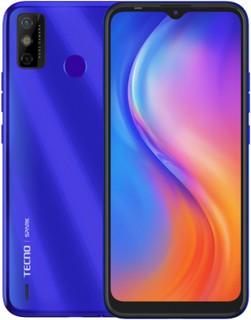 Смартфон Tecno Mobile SPARK 6 GO 3/64GB Aqua Blue