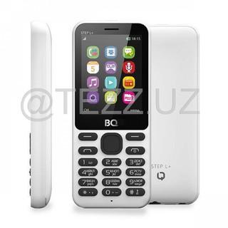 Телефоны BQ 2431 Step L+ White