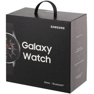 Смарт часы Samsung Galaxy Watch (46 mm) Black