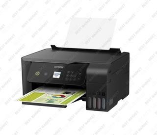 Принтер Epson L3160 (МФУ 3 в 1) (Струйный)