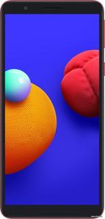 Samsung Galaxy A01 Core SM-A013F/DS (красный)