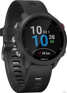 Умные часы Garmin Forerunner 245 Music (черный) (50821)