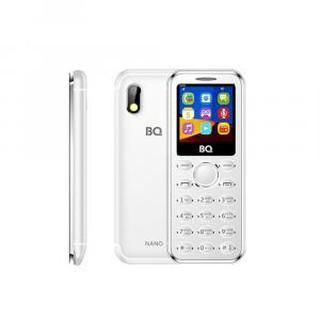 Кнопочный телефон BQ 1411 Nano Silver