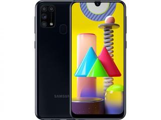 Смартфон Samsung Galaxy M31 Black