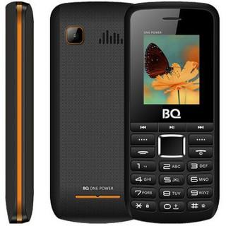BQ 1846 One Power Black+Orange