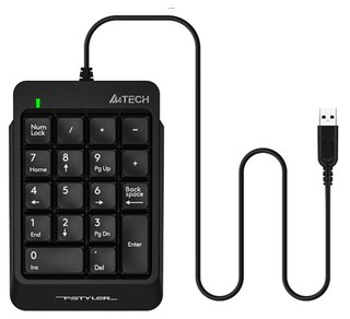 Цифровая клавиатура A4Tech FK13P