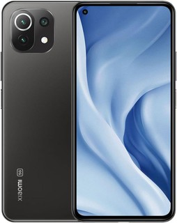 Смартфон Xiaomi Mi 11 Lite 6/128GB 4G Black (Global Version)