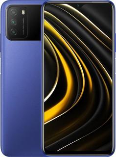 Смартфон Xiaomi Poco M3 4/128GB Blue (Global version)