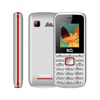 Кнопочный телефон BQ 1846 One Power White+Red