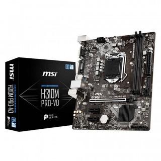 Материнская плата MSI H310M PRO-VD