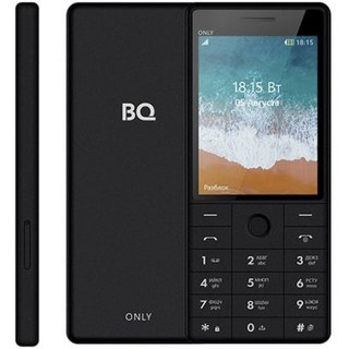 BQ 2815 Only Black