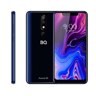 Смартфон BQ 5732L Aurora SE (Black+Dark blue)