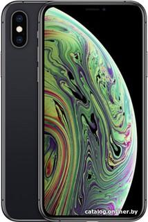 Смартфон Apple iPhone XS 256GB (серый космос) (63426)