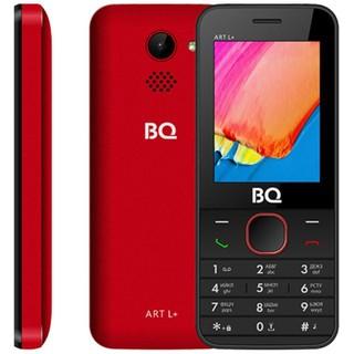 Мобильный телефон BQ 2438 ART L+ Red
