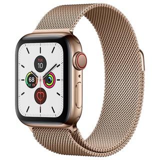 Apple Watch Series 5 GPS+Cellular 44mm Milanese loop