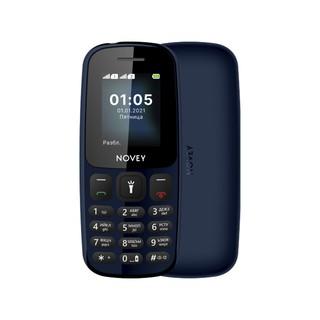 Телефон Novey 107 Dark Blue