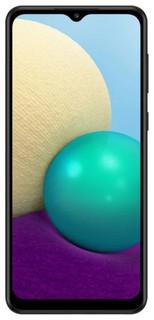 Смартфон Samsung Galaxy A02 2/32Gb (Чёрный/Black)