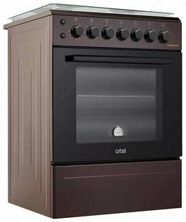 Электрическая плита ARTEL Comarella 01-E (коричневый)