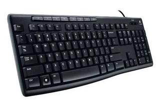 Клавиатура Logitech Media K200