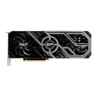 Видеокарта Palit - 24GB GeForce RTX3090 GAMINGPRO GDDR6 384bit 3-DP HDMI