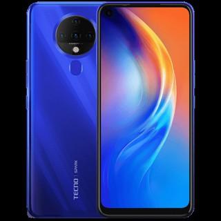 Смартфон Tecno Mobile SPARK 6 4/128GB Ocean Blue