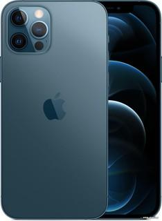 Смартфон Apple iPhone 12 Pro 512GB (тихоокеанский синий) (56542)
