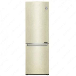 Холодильник LG GC-B459SECL Бежевый