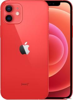 Смартфон Apple iPhone 12 128GB (PRODUCT)RED (56576)