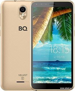 Смартфон BQ-Mobile BQ-5302G Velvet 2 (золотистый) (53681)