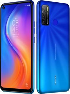 Смартфон TECNO Spark 5 2/32GB KD7h Vacation Blue