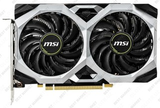 Видеокарта MSI GeForce GTX 1660 Ventus XS 6G OC