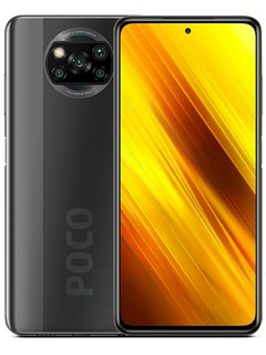 Смартфон Xiaomi POCO X3 6+128GB Shadow Gray