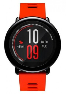 Смарт часы Amazfit Pace Red