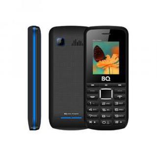 Кнопочный телефон BQ 1846 One Power Black+Blue