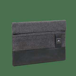 "RIVACASE 8803 black mélange MacBook Pro and Ultrabook sleeve 13.3"" / 12"