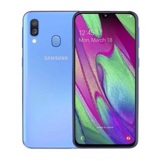 Смартфон SAMSUNG Galaxy A40 SM-A405F Blue