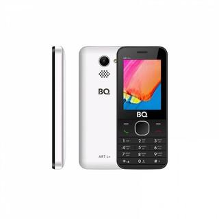 Кнопочный Телефон BQ 2438 ART L+ Белый