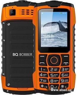 Мобильный телефон BQ-Mobile BQ-2439 Bobber (оранжевый) (59527)