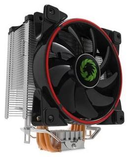 Кулер для процессора GameMax Gamma 500 Red