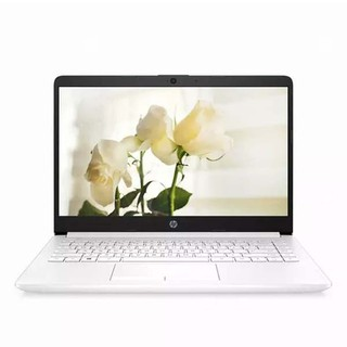 Ноутбук HP Laptop 14s cf0106tu WHITE