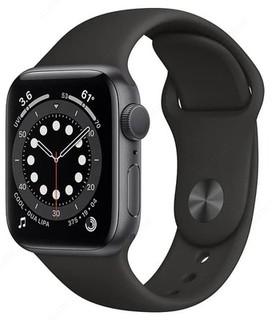 Умные часы Apple Watch Series 6 GPS 40mm (Black,Silver)