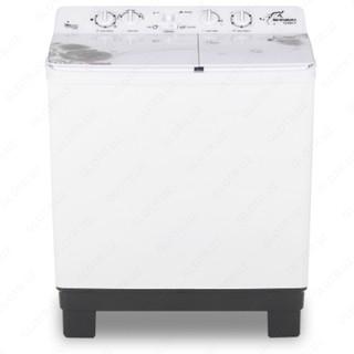Полуавтоматическая стиральная машина Shivaki TG 100 FP, 10кг Белый/Красный