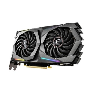 Видеокарта MSI GeForce RTX 2060 SUPER GAMING X 8GB