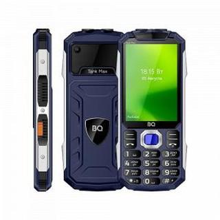 Кнопочный телефон BQ 3586 Tank Max Blue