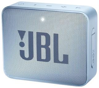 Портативная акустика JBL GO 2 Cyan