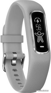 Фитнес-браслет Garmin Vivosmart 4 S/M (серый) (35925)